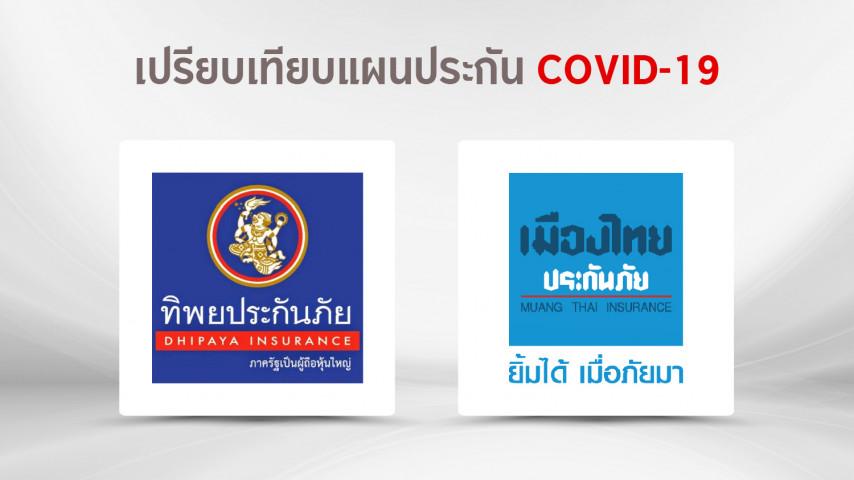 แผนประกัน COVID-19
